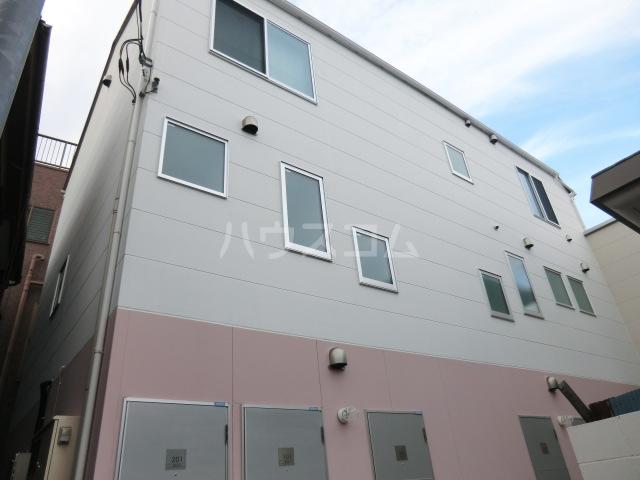 hacco house(ハッコハウス) 102号室の外観