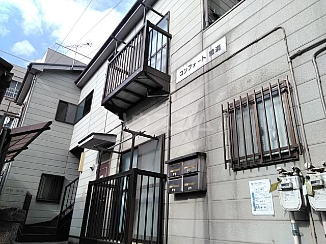 コンフォートアヤセ 202号室の外観