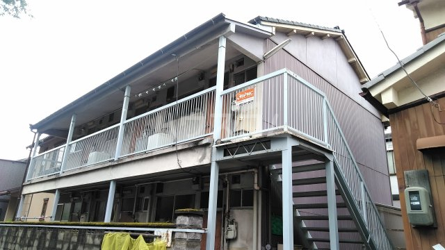 第二山田荘外観写真