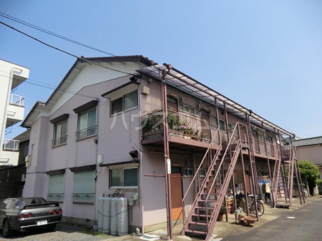 第一小川荘 10号室の外観
