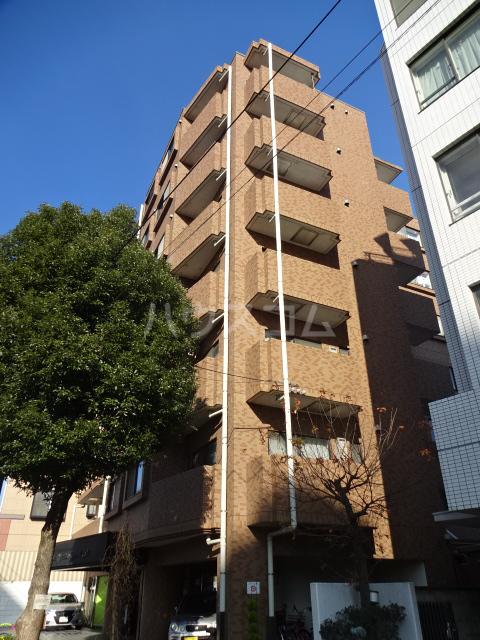 ライオンズマンション亀有第3 602号室の外観
