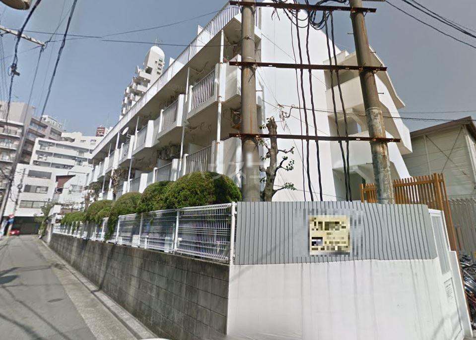 第二博多駅東コーポ外観写真