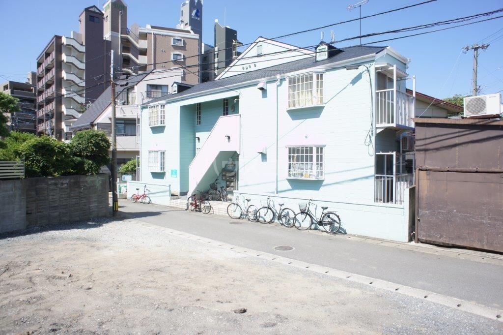 吉塚サンハイツ外観写真