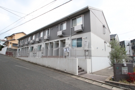 D-room香椎駅 壱番館A外観写真
