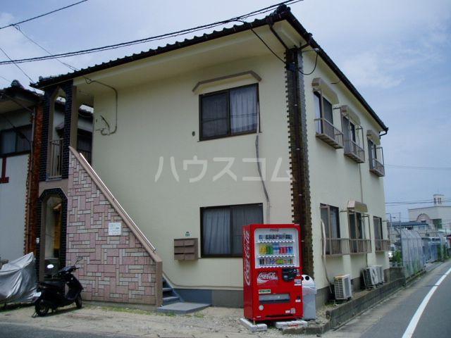 松島ハイツ3棟外観写真