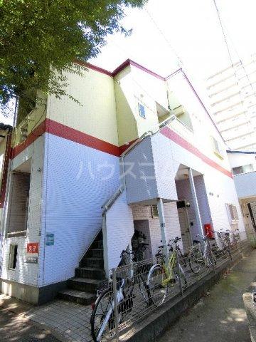 マキシム貝塚駅前外観写真