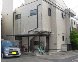 ピュア県庁拾番館外観写真