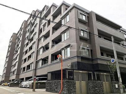 コアマンションネクステージ箱崎宮前外観写真