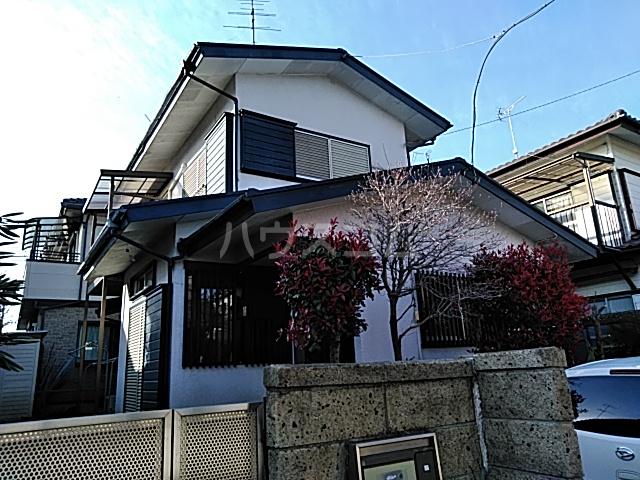 加須市外川ホワイトハウス外観写真