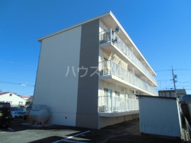 櫛田マンション 201号室の外観