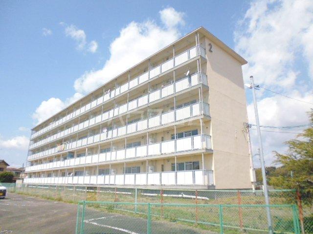 ビレッジハウス大須賀3号棟外観写真