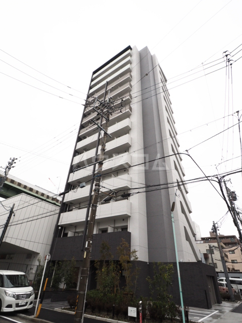 パルティール黒川本通り外観写真