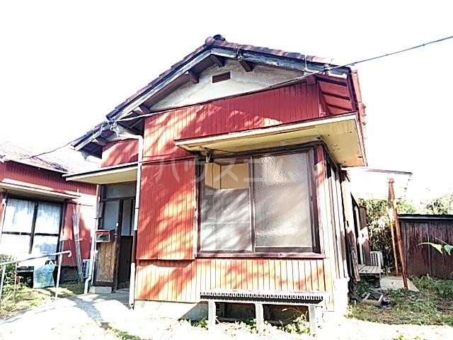 宮野木町平屋外観写真