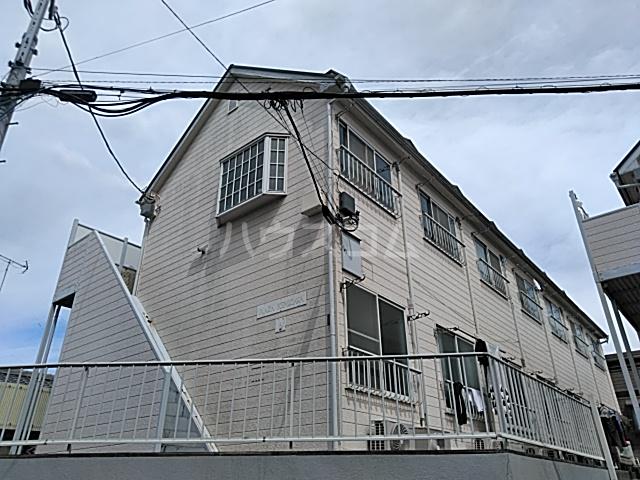 プラザ検見川 A棟外観写真