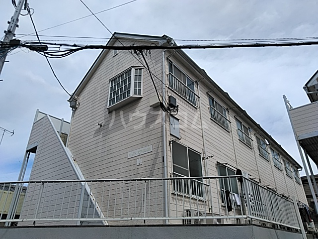 プラザ検見川 B棟外観写真