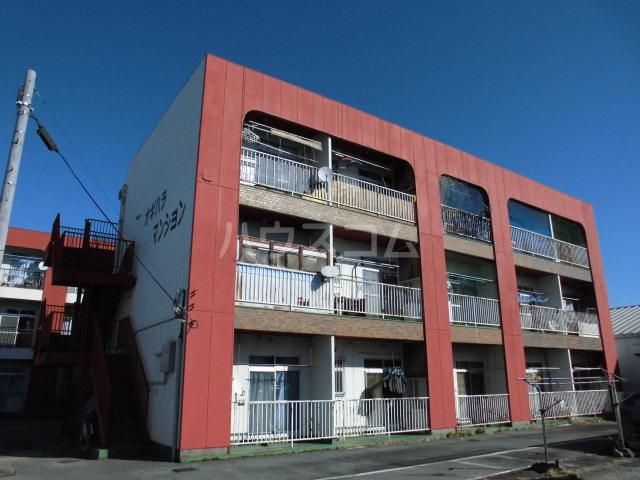 オギハラマンション南棟 201号室の外観