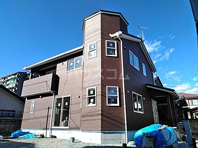 南町新築一戸建て外観写真