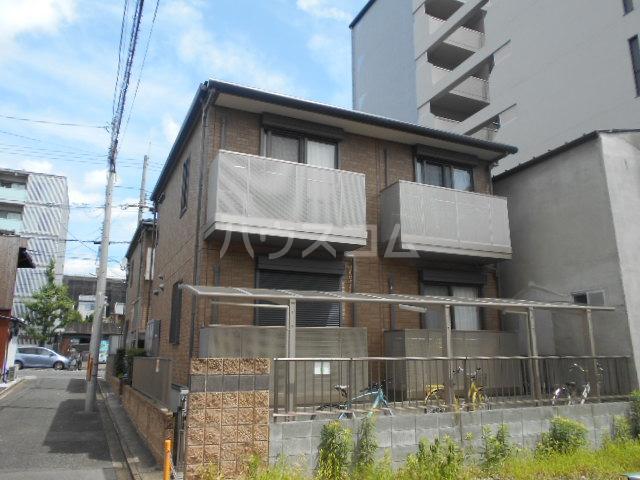 カノン円町外観写真