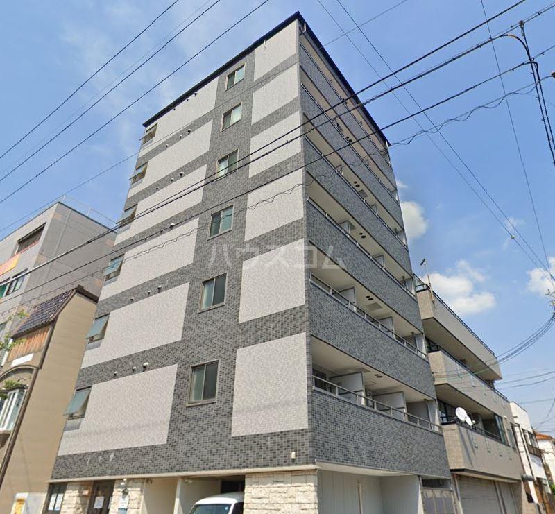 ワンモアハート円町 601号室の外観