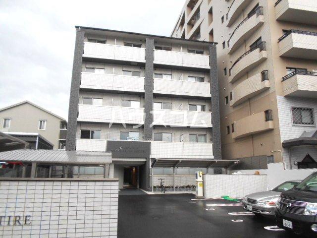 アドバンス京都西院パルティーレ 206号室の外観