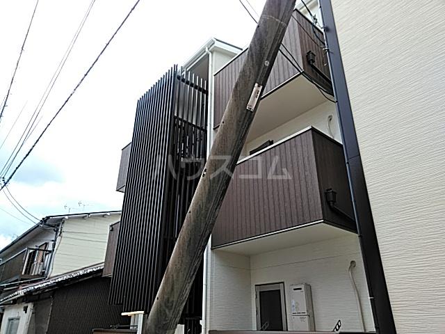 エムハウス京都外観写真