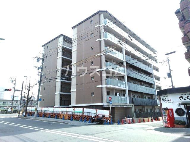 キャンパスヴィレッジ京都西京極 516号室の外観
