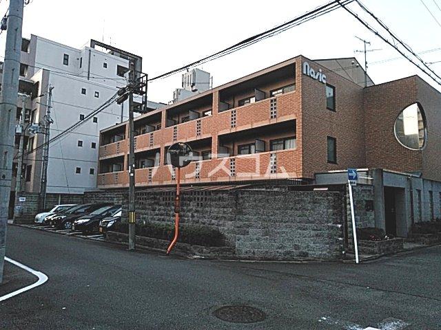 アンシャーレ西ノ京 302号室の外観