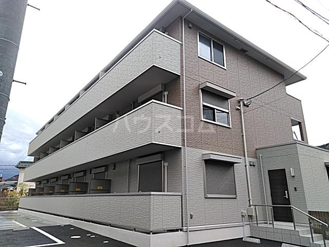 仮称)大藤産業株式会社様新築工事外観写真
