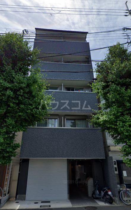 ソフィア円町 301号室の外観