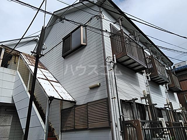 桜町ハイツ外観写真
