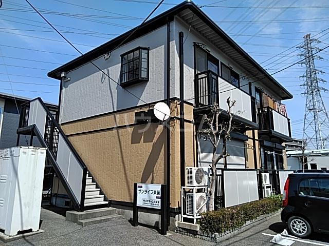 サンライフ東菓 202号室の外観