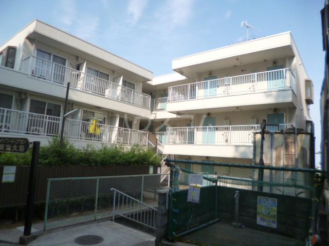 メゾン・ド・ブラン東海大学前外観写真