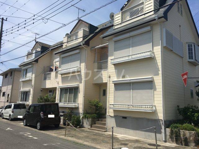 西田原テラスハウス外観写真