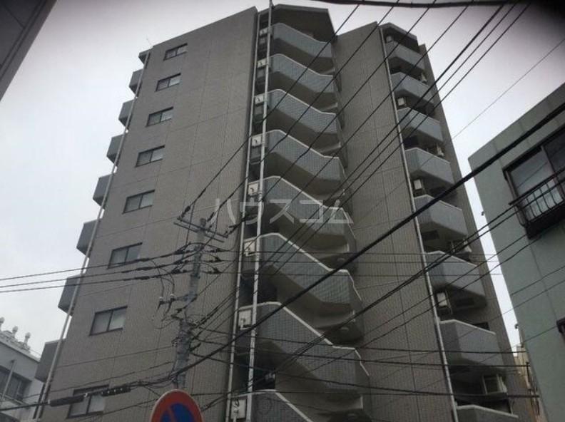 シャトール田口東白楽外観写真