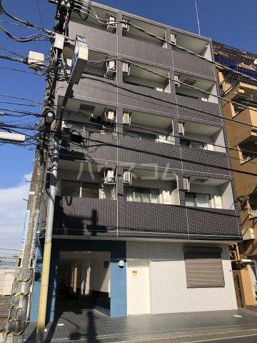 ピアコートTM保谷壱番館外観写真