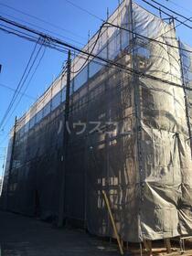 リバーパーク三郷外観写真