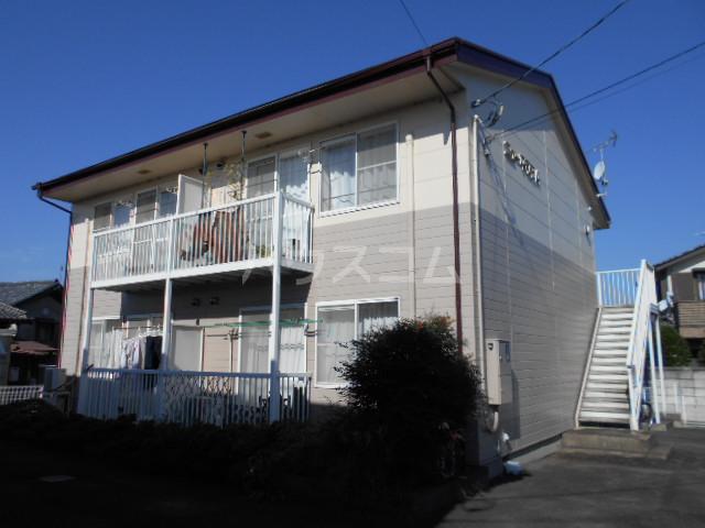 ニュー平和荘A棟 102号室の外観