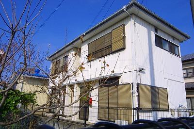 シャレル八斗島 29号室の外観