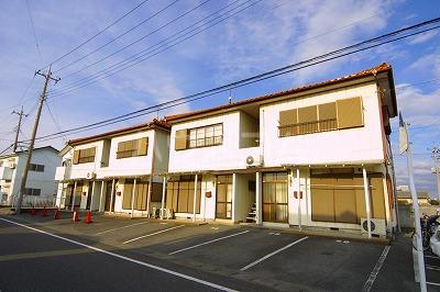 シャレル八斗島K外観写真