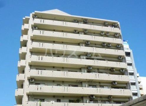 ライオンズマンション新都心 206号室の外観