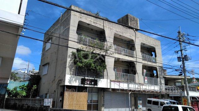 丸平アパート 302号室の外観