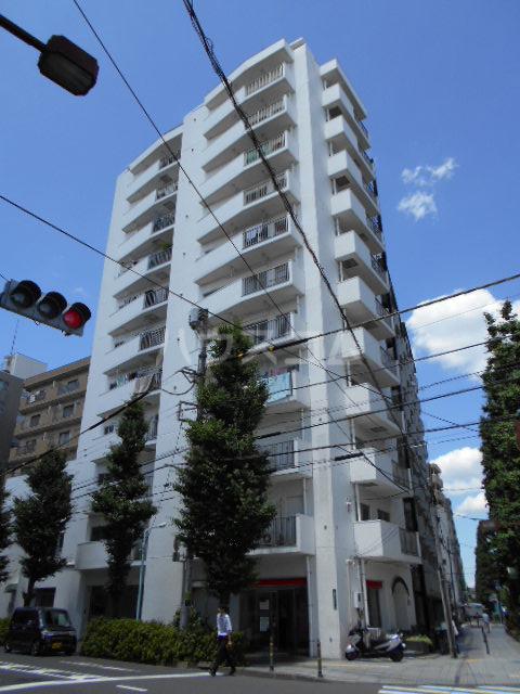 花村第2フラワーマンション外観写真