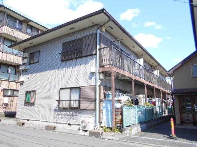 松村ハイツ 201号室の外観