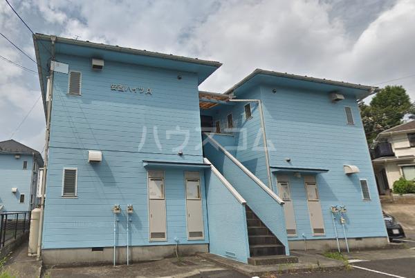 安西ハイツA棟 201号室の外観