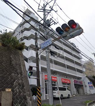 クリオ戸塚伍番館 506号室の外観