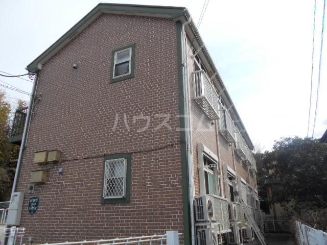 ヒルスミキ上倉田 104号室の外観