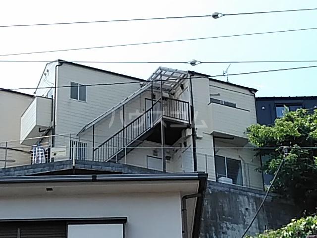 コーポ中川B棟 201号室の外観