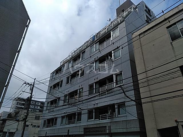 ライオンズマンション関内第5外観写真