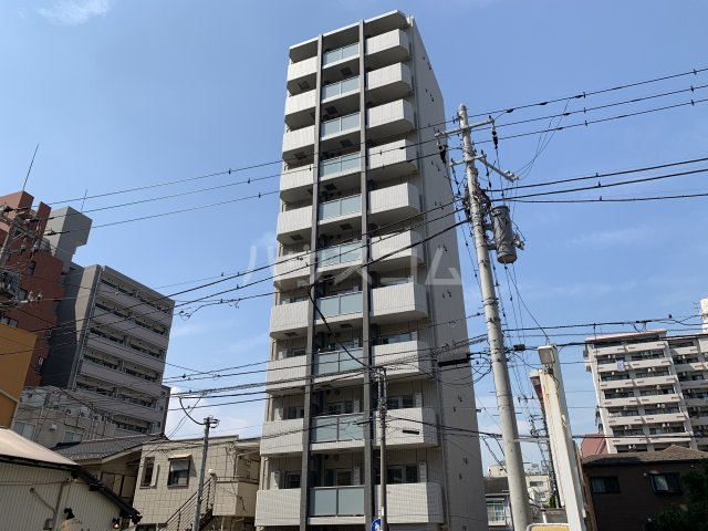 BANDOBASHI KNOTS 1102号室の外観