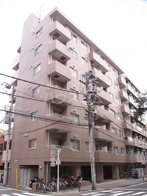 ラフィネ横浜外観写真